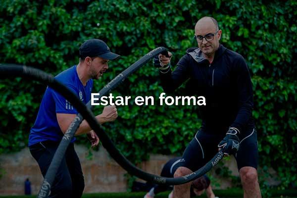 Trainers Marcos Actividad Estar en forma