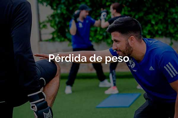 Trainers Marcos Actividad Pérdida de peso