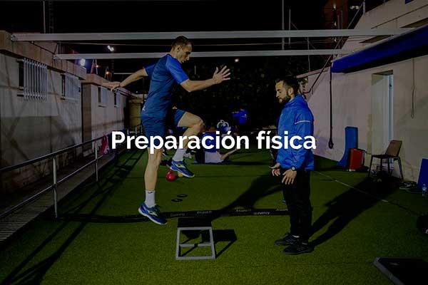 Trainers Marcos Actividad Preparación Física