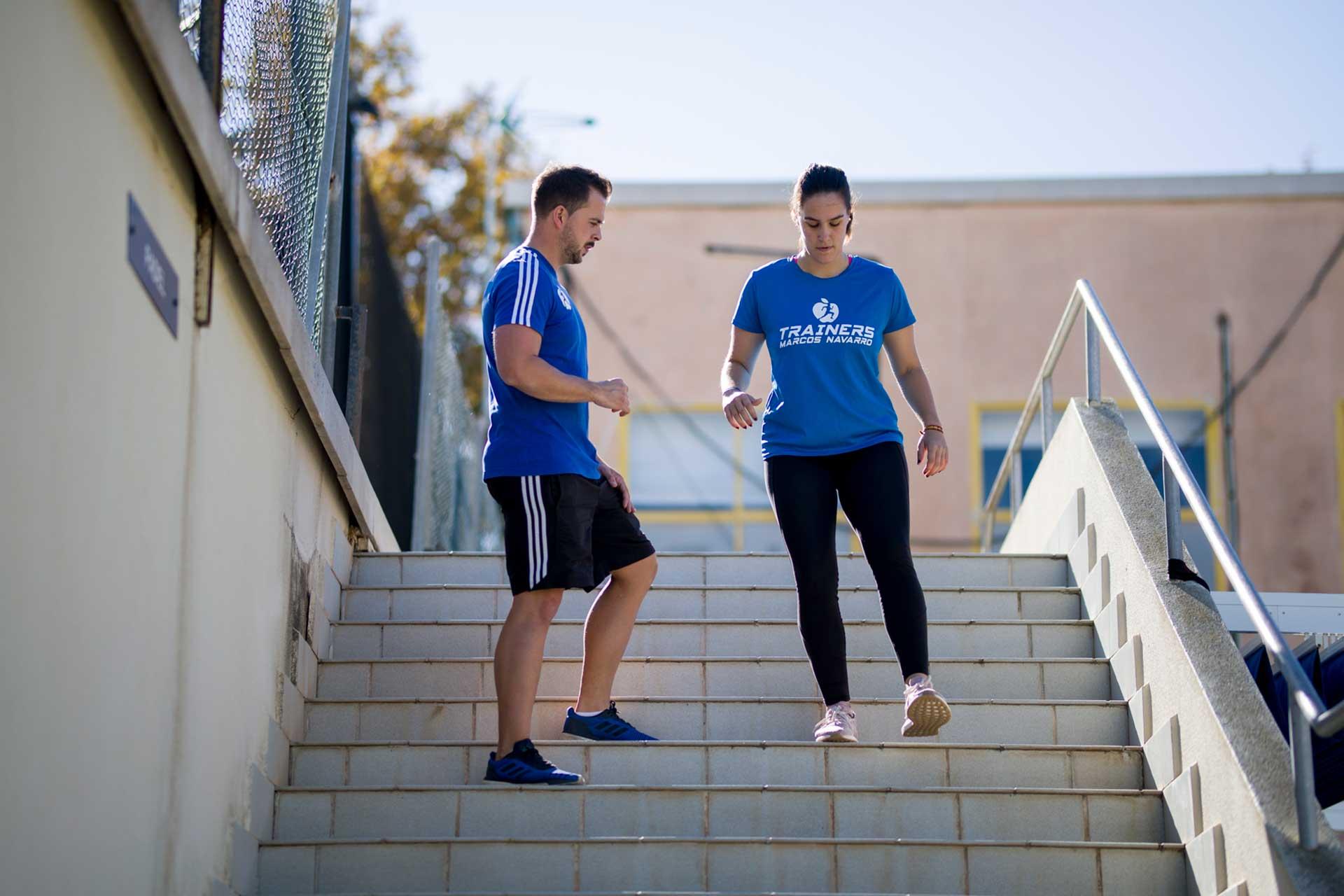 Trainers Marcos entrenamiento 1