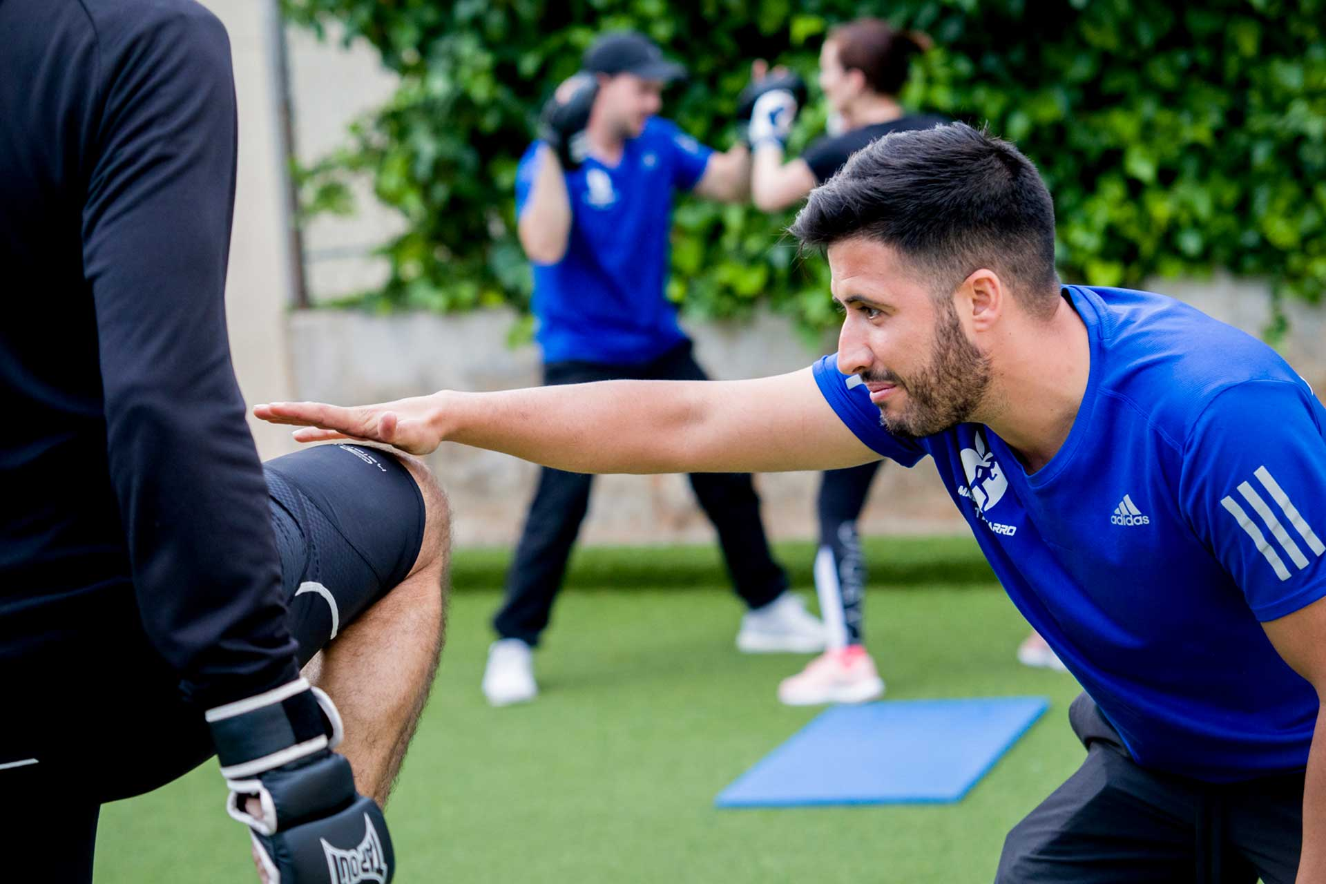 Trainers Marcos entrenamiento 2