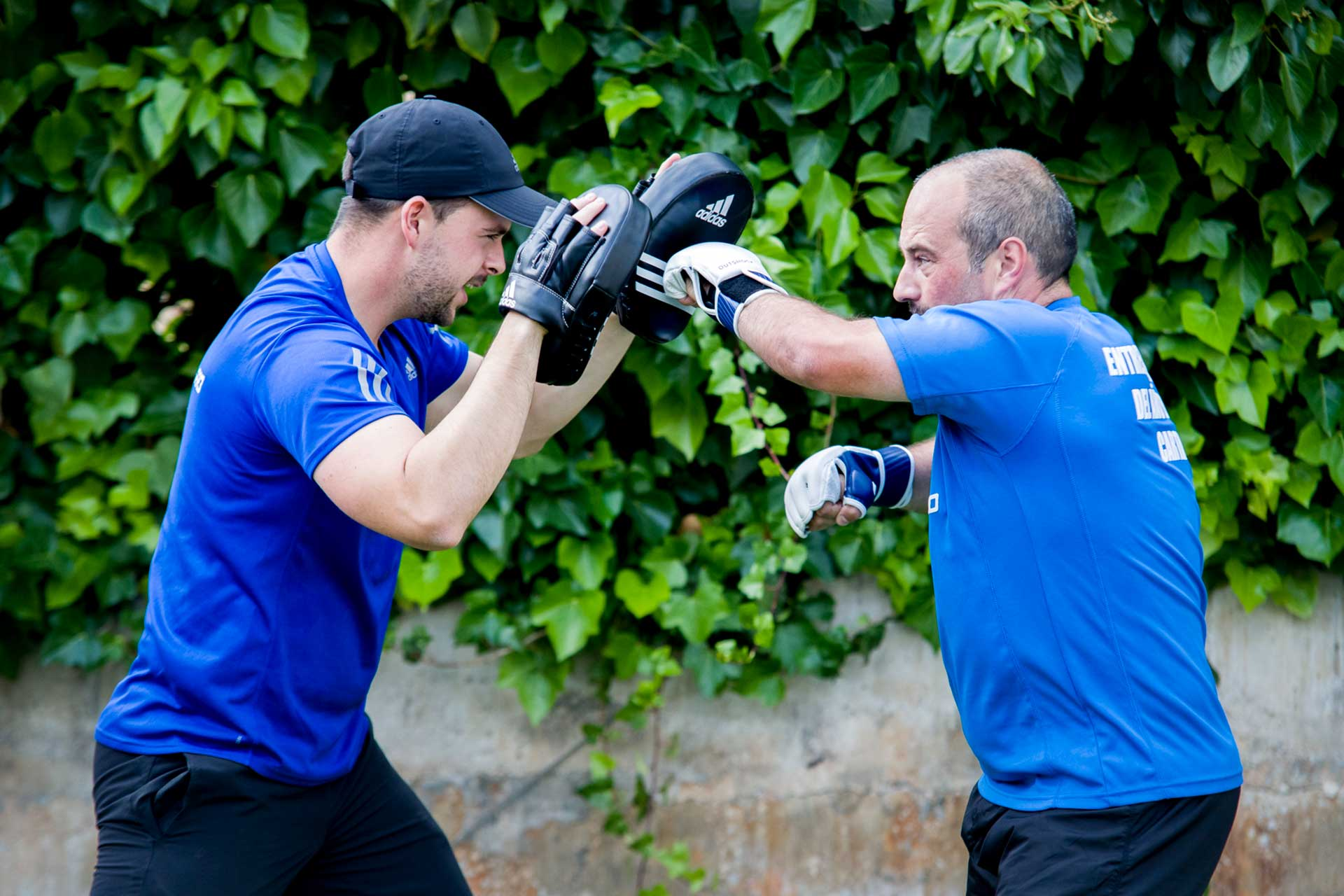 Trainers Marcos entrenamiento 4