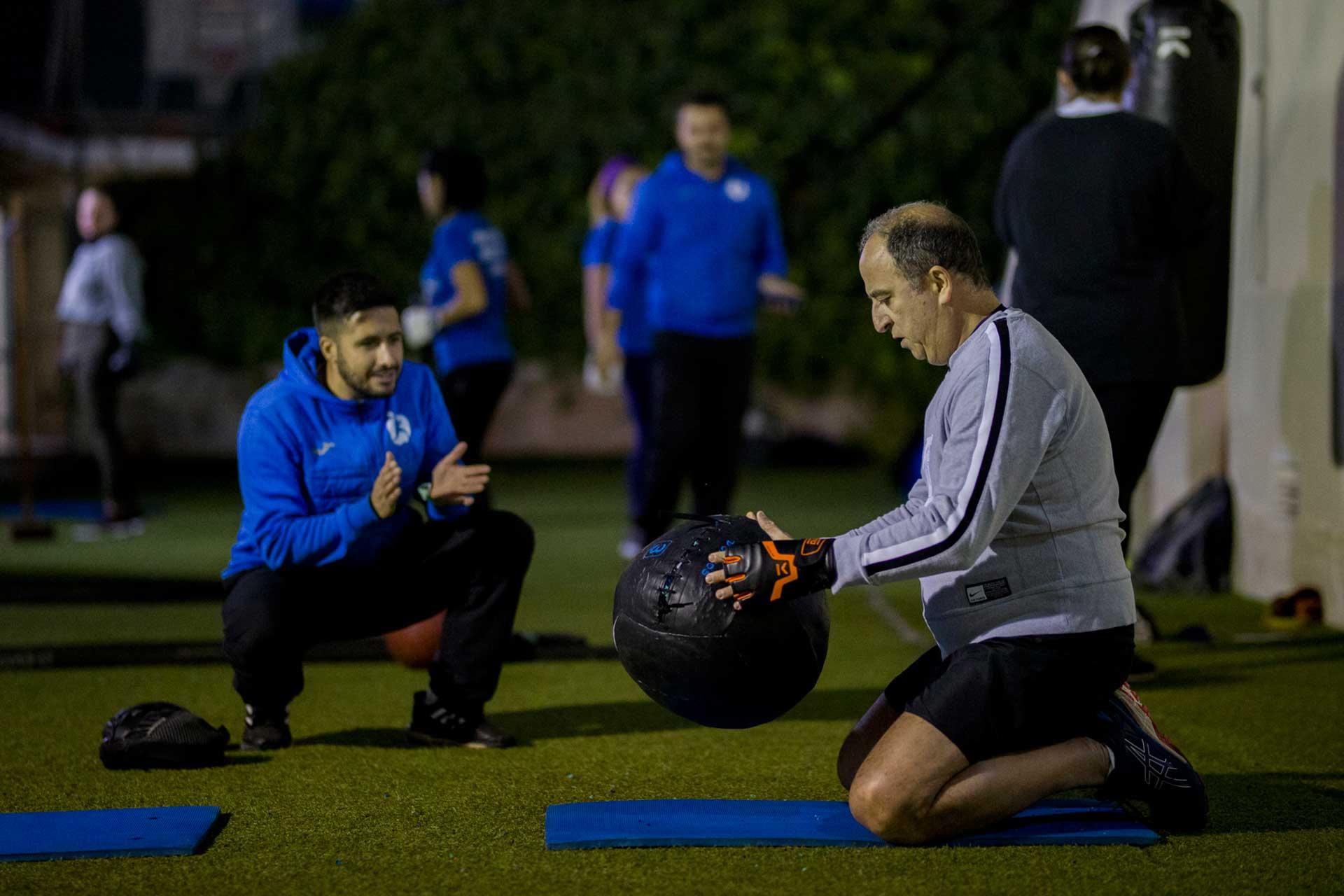 Trainers Marcos entrenamiento 5