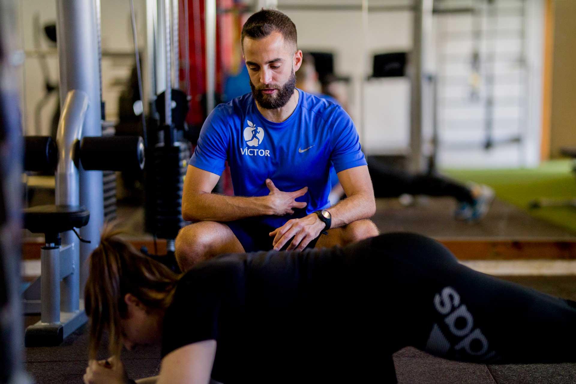 Trainers Marcos entrenamiento 6