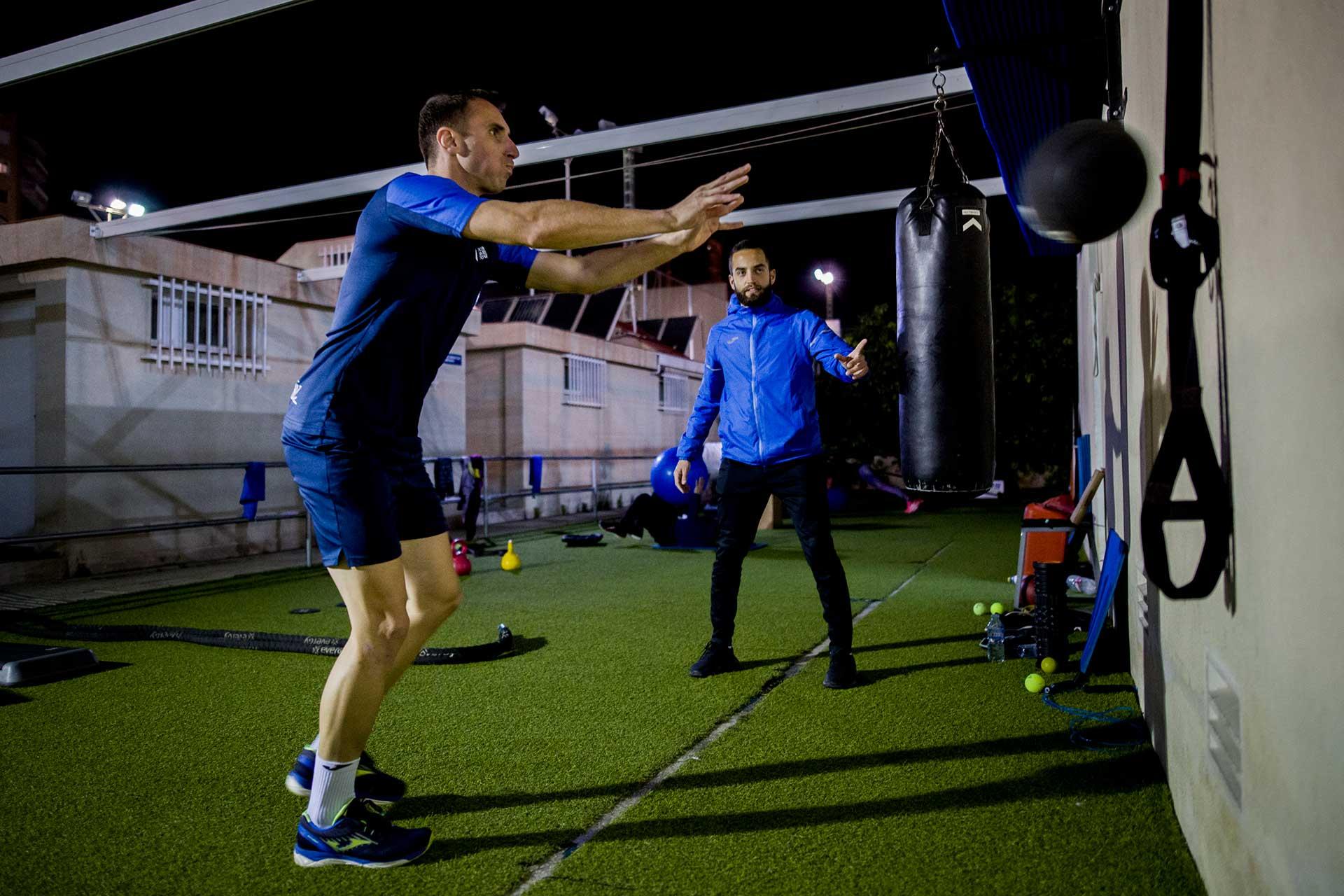 Trainers Marcos entrenamiento 8